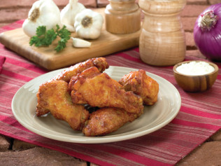Chicken Wings (10)